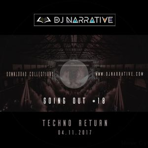 Going Out Vol #18 - Techno Return