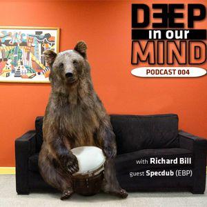 Deep In Our Mind 004 (With Laszlo Szunyogh Szunyi)