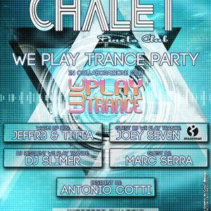 Slimer @ Chalet Pineta Club Italy - 28 April 2012