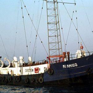 Mi Amigo 27 09 1978 Ferry Eden - Johan Visser 1600 1730 Stuurboord