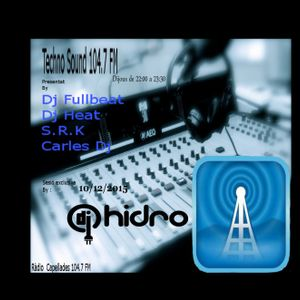 program 10-12-2015 eclusive set Dj Hidro
