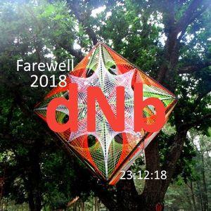 Farewell 2018.•*¨*•dNb•*¨*•. 23•12•18