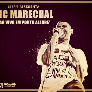 Marechal – Ao vivo (Garagem Hermética – Porto Alegre) 2012