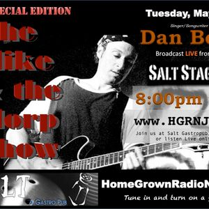 HomeGrownRadioNJ.orgJ: The Mike & The Morp Show -5/06/14- Dan Bern LIVE from the Salt Stage