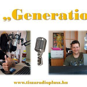 Generation 2017 06 28 Vendég műsorvezető Iványi Zoltán