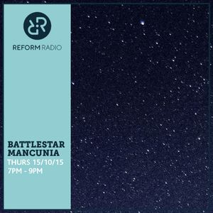 Battlestar Mancunia 15th October 2015