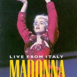 Madonna Ciao,Italia! - Live From Italy