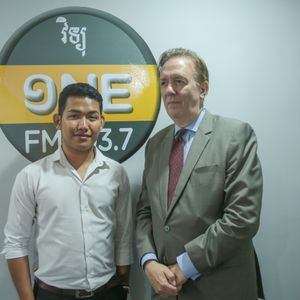 Chin Sopheak Operation Manager of Costa |Cambodia Business Week | August 19, 2017