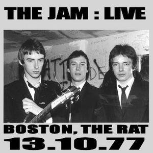 The Jam Live Boston The Rat 1977