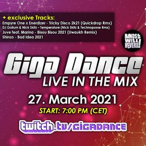 Giga Dance live in the Mix Vol.108