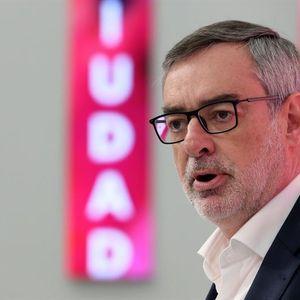 """José Manuel Villegas: """"Hemos vivido muchos momentos complicados en Ciudadanos y no creo que éste sea"""