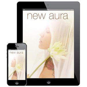 Introducing NEW AURA, a New Digital Magazine for Tablets and Smart Phones!