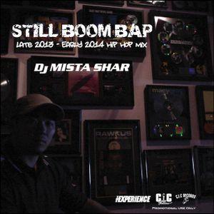 STILL BOOM BAP #01 Mixed by DJ MISTA SHAR