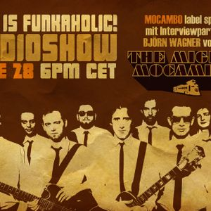 """this is FUNKAHOLIC!"" RADIOSHOW JUNE EDITION - MOCAMBO label special"