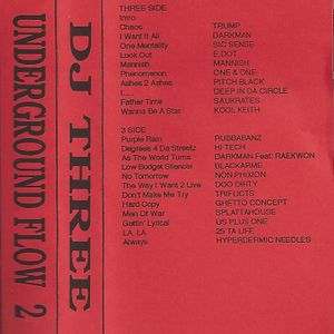 DJ Three - Underground Flow 2 (side b)