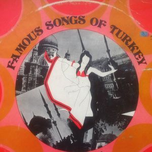 Turkish Hits on Israeli Vinyl