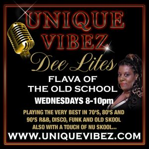 Dee Lite's Flava Of the Old Skool Wed 20th Jan 2016 on www.uniquevibez.com