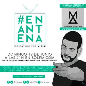 06x16 - #ENANTENA
