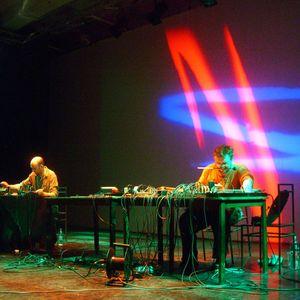 AHAD & RHODRI DAVIES - Live in Budapest 2008