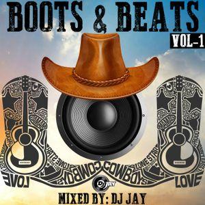 DJ JAY - BOOTS & BEATS (VOL-1) [COUNTRY MIX]