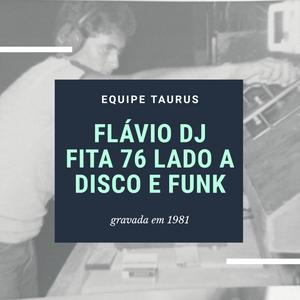 Equipe Taurus - Flávio DJ no Clube Helênico (1981) Rio de Janeiro, BR