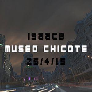 isaacb live dj set @ museo chicote madrid /  April 25th Part. I