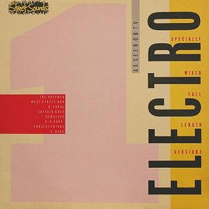 Street Sounds ELECTRO No.1 Vinyl