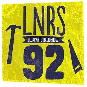 LEINER guestmix for LEJAL'NYTE radioshow LNRS092 16.02.2013 @ SUB FM