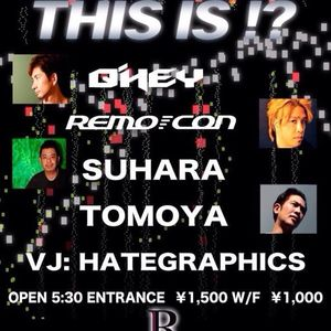 THIS IS !? Live Mix 2014.1