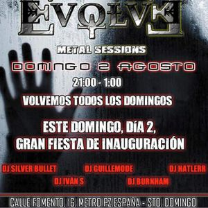 Evolve - GuilleMODE - 02/08/2015