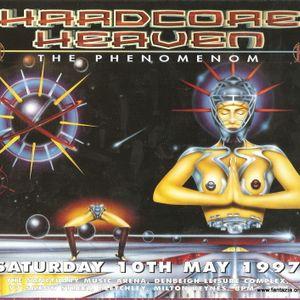 Hixxy with Magika, Charlie B & MC Junior at Hardcore Heaven - The Phenomenom
