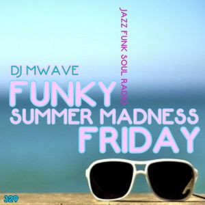 Funky Friday Show 329 (23062017)