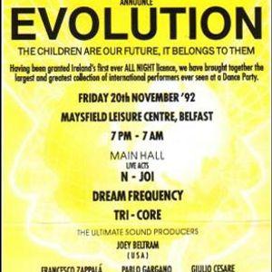 Dream Frequency @ Evolution Belfast 92