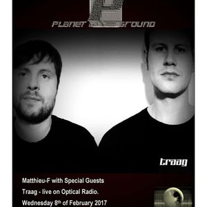 Planet Underground with Traag 08-02-2017