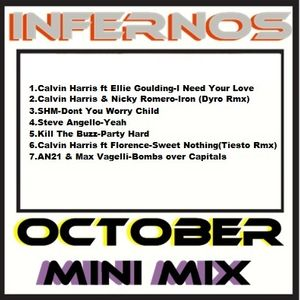 OCOBER 2012 MINI MIX