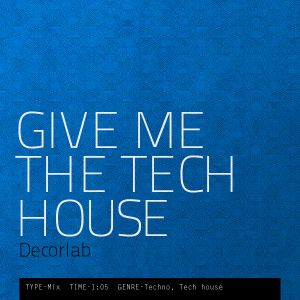 Give me the tech house