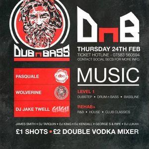 Ripe's Dub n Bass Mix