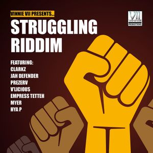 "Mr. Bruckshut - ""Struggling Riddim (2014) Mix"""