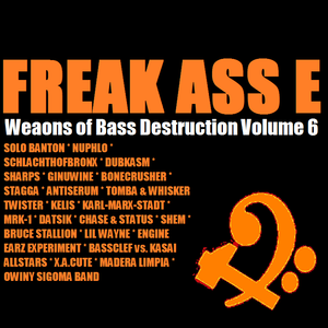 Weapons of Bass Destruction Volume 6
