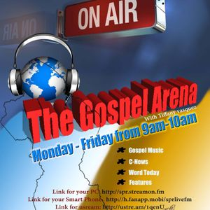 The Gospel Arena 18th January 2016