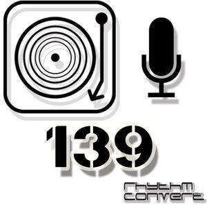 Rhythm Converted Podcast 139 with Tom Hades