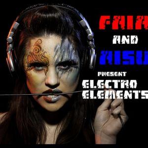 Electro Elements with Faia & Aisu: 016