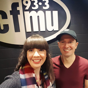 Episode 166 (Mar. 17/17) -- I Heart Hamilton (93.3 CFMU)