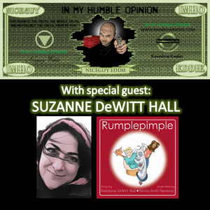 IMHO-2015-06-16, with Suzanne DeWitt Hall