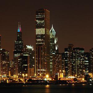Set night Chicago - Camilo Sierra