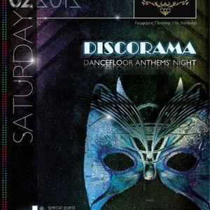 Discorama 2012