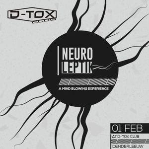 Groovegsus - Neuroleptik @D-Tox 01/02/2014