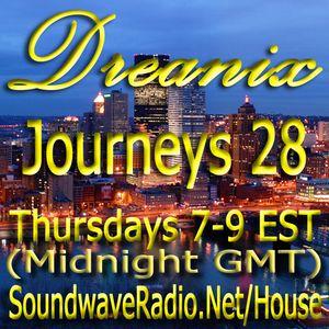 Journeys 28 - Deep House Flow