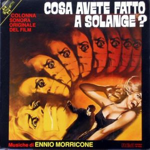 Séquence Sonore - E18 - Cosa Avete Fatto A Solange - Ennio Morricone  (1972)