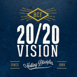 20/20 Vision | Week 1: Reaching 10%